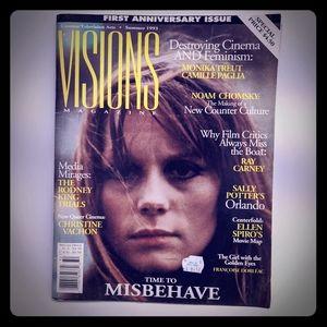 Vintage Visions Magazine Summer 1993